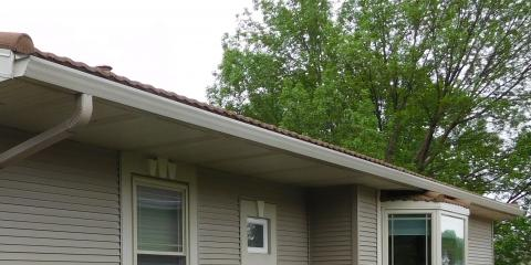 3 Reasons to Upgrade to Seamless Gutters, Lincoln, Nebraska
