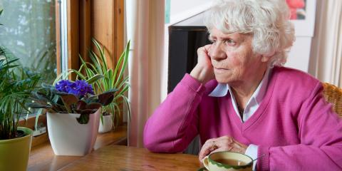 Understanding Geriatric Depression Symptoms & Treatments, North Bend, Washington