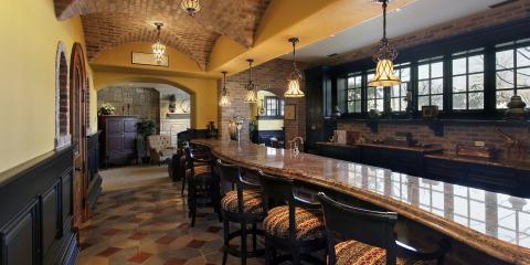 4 Must-Have Design Elements for Your Basement Bar, North Canton, Ohio