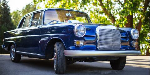 What's the Difference Between Auto Restoration & Restomod?, Charlotte, North Carolina