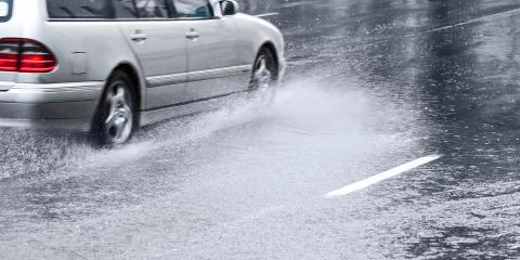 5 Tips for Driving Safely in Heavy Wind & Rain , Monroe, North Carolina