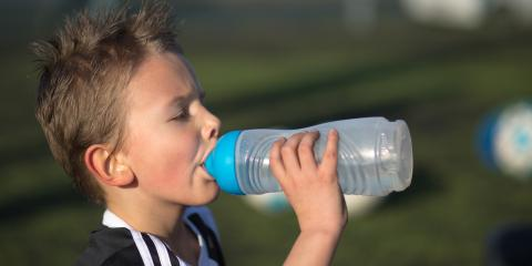 Why Kids Should Choose Water Over Sports Drinks at Game Time, Concord, North Carolina