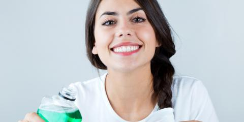 Trusted Dentist Shares The Pros & Cons of Using Mouthwash, Concord, North Carolina