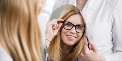 How to Decide Between Eyeglasses & Contact Lenses, Greensboro, North Carolina