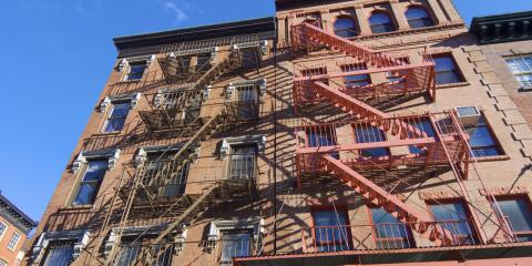 How to Decide Whether a Fire Escape Should Be Repaired or Replaced, Archdale, North Carolina