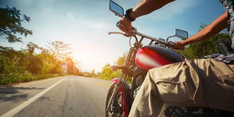 Insurance Expert Provides 5 Motorcycle Safety Tips, Winston, North Carolina