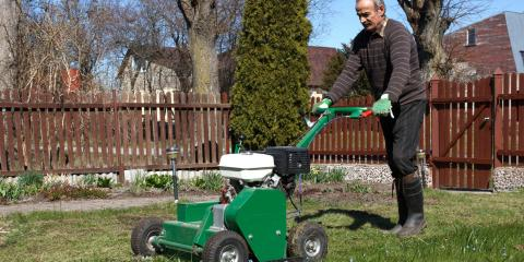 3 Benefits of Aerating & Overseeding a Lawn in Fall, New Market, North Carolina