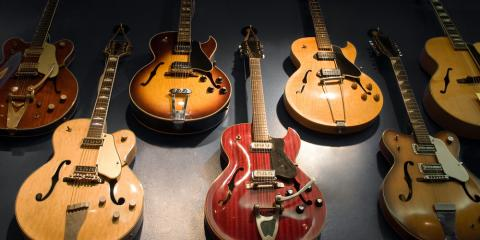 3 Benefits of Purchasing Musical Instruments from a Pawn Shop, Coddle Creek, North Carolina