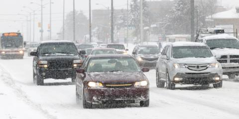 A Personal Injury Attorney's Top Winter Driving Tips, Winston-Salem, North Carolina
