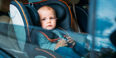 A Guide to Child Passenger Safety, Winston-Salem, North Carolina