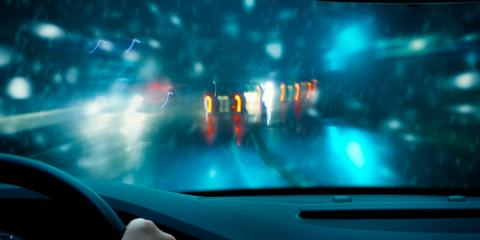 NC Personal Injury Lawyers Offer 3 Tips for Safer Winter Driving, Raleigh, North Carolina