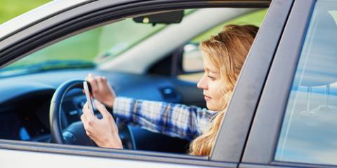 3 Smart Reasons Not to Text & Drive , Charlotte, North Carolina
