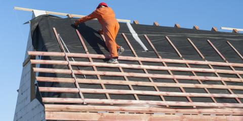 3 Good Reasons to Have Your New Roof Installed by a Professional, Kannapolis, North Carolina