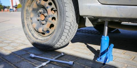 3 Common Car Tire Issues, High Point, North Carolina