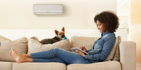 Get Up To $500 in Instant Rebates With Mitsubishi Electric®, Dighton, Massachusetts