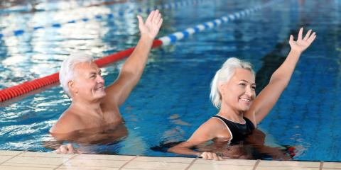 Top 5 Aquatic Workouts for Seniors, Eastham, Massachusetts