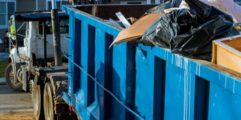 Do's & Don'ts of a Roll-Off Dumpster Rental, Franklin, Connecticut
