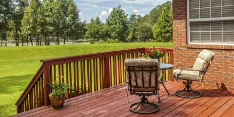 What Is the Difference Between a Patio & Deck?, North Haven, Connecticut
