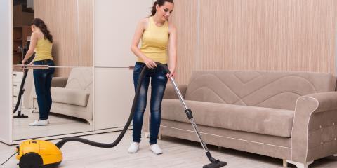 5 Tips to Help You Vacuum Correctly, North Haven, Connecticut