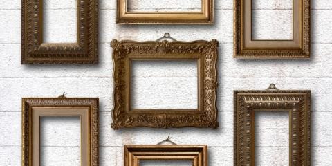 3 Tips for Choosing the Right Custom Framing for Your Art, Branford Center, Connecticut
