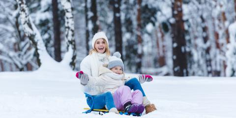 A Safety Guide to Sledding, North Pole, Alaska