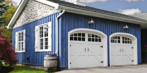 How to Maximize Curb Appeal by Upgrading the Garage Door, North Ridgeville, Ohio