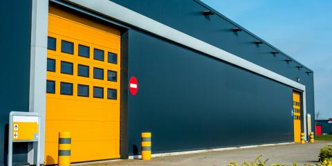 4 Reasons to Consider Steel Garage Doors for Your Business, North Ridgeville, Ohio
