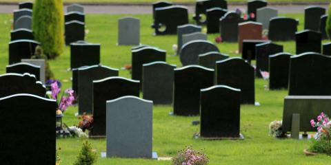 What Are the Different Burial Options Available at a Cemetery?, North Haven, Connecticut