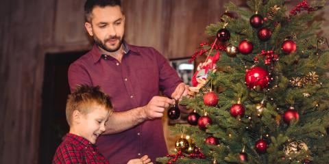 Chiropractic Health Experts List 5 Tips for Safe Holiday Decorating, North Pole, Alaska