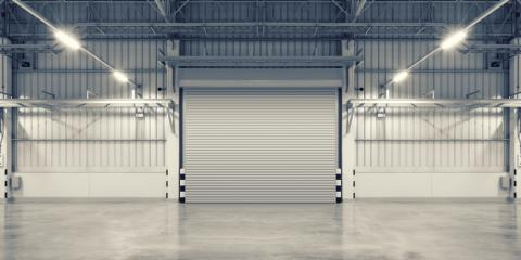 3 Reasons to Replace Your Company's Garage Door, North Ridgeville, Ohio