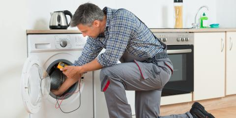 3 Common Causes of a Loud Washer, Delhi, Ohio