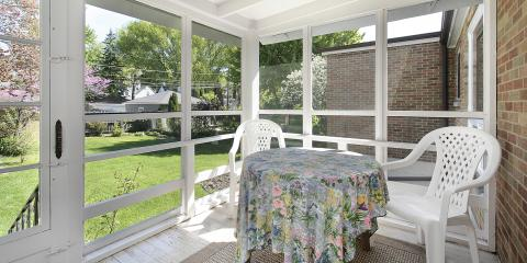 The Right Way to Clean a Screened Porch, Greenvale, Minnesota