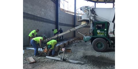 The Basics of Coloring Ready-Mix Concrete Products, Meriden, Connecticut