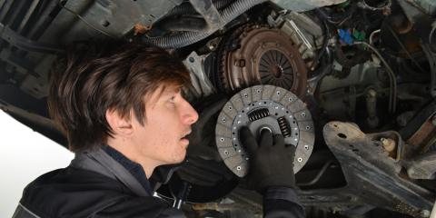 3 Signs It's Time for Clutch Replacement, Colerain, Ohio