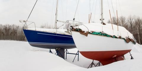 Winter Boat Covers & 4 Other Ways to Protect Your Vessel From Jack Frost's Storms, Huntington, New York
