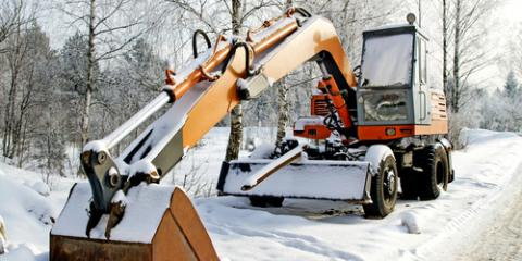 3 Problems Faced by Excavation Contractors During Winter, Northville, New York