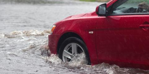 4 Essential Steps to Take for Your Water-Damaged Car, Norwalk, Connecticut