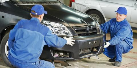 How to Find a Reliable Auto Body Shop, Norwalk, Connecticut