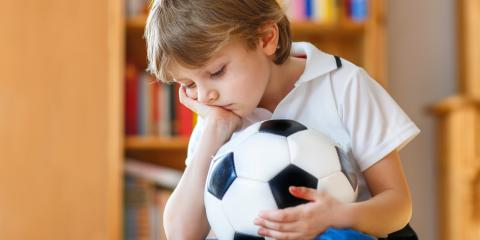 How to Help Youth Soccer Kids Deal With Sports Frustrations, Norwalk, Connecticut