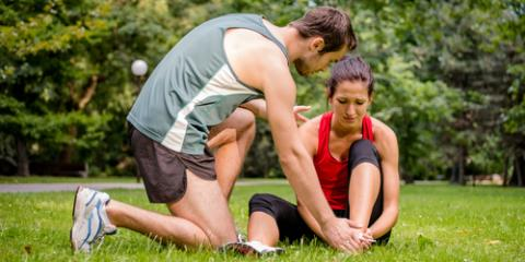 When Should I See a Doctor for Ankle Pain?, Norwich, Connecticut