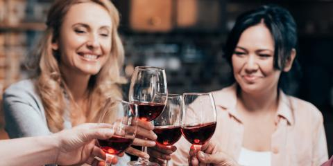 What Are the Differences Between Sweet & Dry Wines?, Norwich, Connecticut