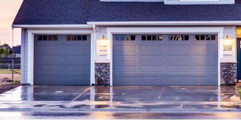 Innovative Tips For Creating A Custom Garage Door, Norwich, Connecticut