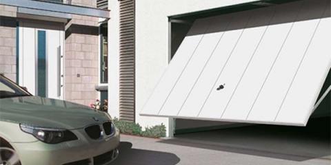 Turn Your Manual Overhead Garage Door Into an Electric Door, Norwich, Connecticut