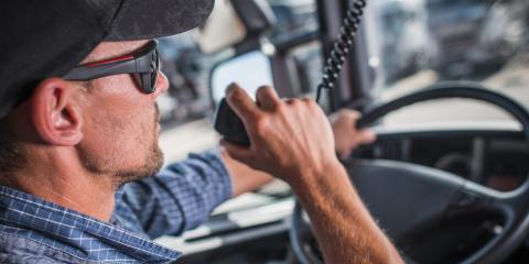 3 Work Injury Risks for Truck Drivers, Norwich, Connecticut