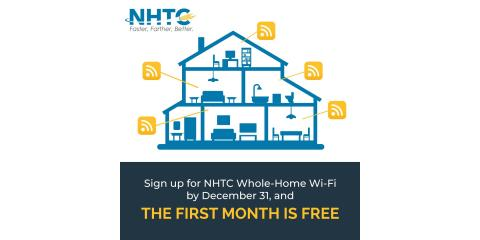 Internet all through your home and one month FREE!, New Hope, Alabama