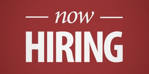 We're hiring!, Columbus, Indiana