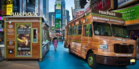 3 Tips to Market Your Custom Food Truck From The Experts at Shanghai MKS, Brooklyn, New York