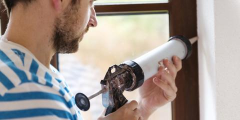 3 Home Improvements That Require Caulk, Nunda, New York