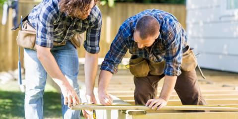 5 Essential DIY Tips for Building a Deck, Nunda, New York