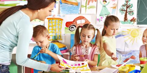 When Choosing a Nursery School, Ask These 3 Important Questions, Creve Coeur, Missouri